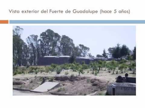 El nuevo Fuerte de Guadalupe, Puebla