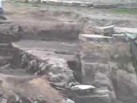 Hallan restos del  Templo Mayor de Iztapalapa