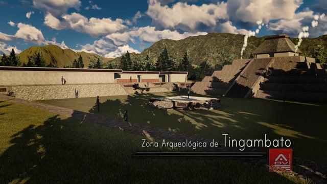 Zona Arqueológica de Tingambato - ADV estudio