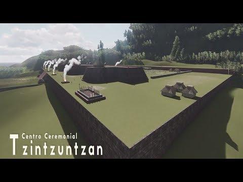 TZINTZUNTZAN CENTRO CEREMONIAL