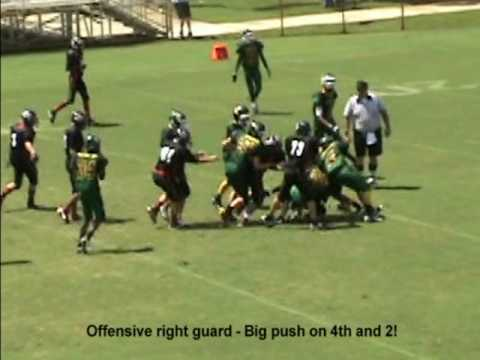 Ryan Samuels 2009 Game Highlights vs. Plantation