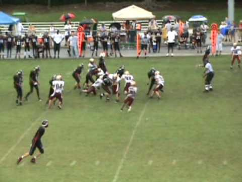Cooper City Cowboys at Weston Warriors 135 lb Game Highlights- Sept 2009