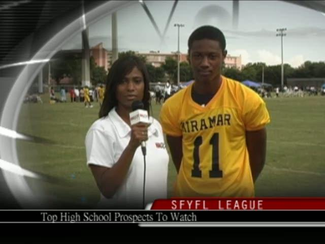 Top High School Prospect To Watch #11 Ricardo Ellis WR