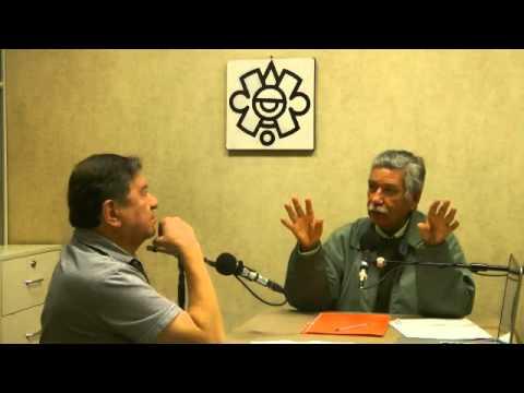 Entrevista con Ángel García Cook