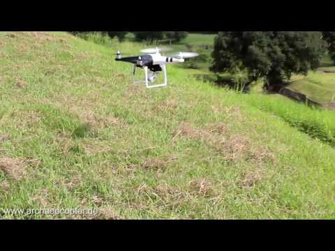 Project Archaeocopter - The flying Archaeologist in Tamtoc/Mexico