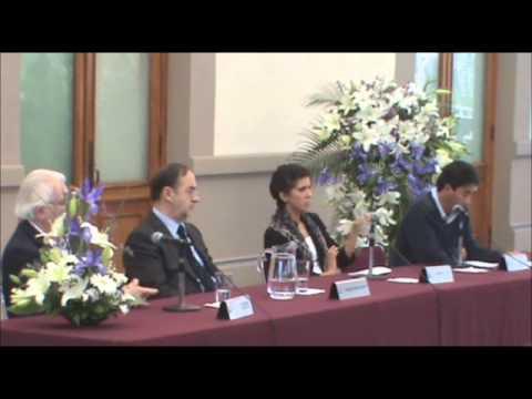 Compañero Sergio Gómez en la entrega de reconocimientos INAH (Parte 2)