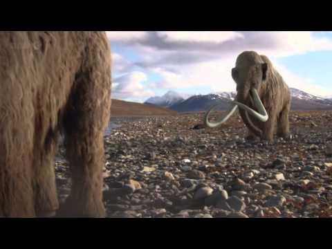 Mamute Peludo - Segredos do Gelo (Documentário-2012) [HD]