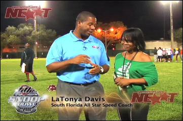 Snoop Bowl VIII _ Head Coach Bennie Blades Interview