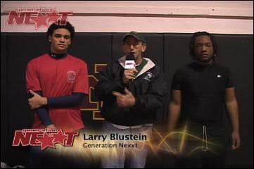 Larry Blustein interviews Private vs Public All Star Seletions