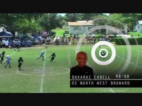 Dakarai Cabell #2 09' Highlights 7 Yrs. Old