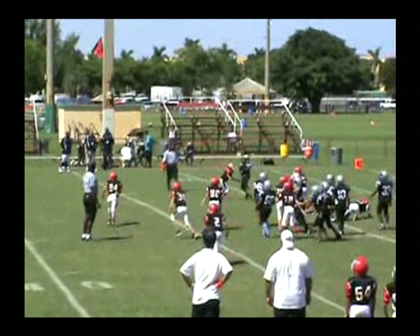 tamiami vs broward 90lb