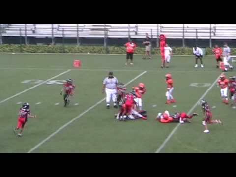 2009 Superbowl Kendall Hammocks vs Hialeah Orange 90 lbs.