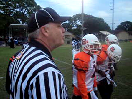 West Kendall Dolphins 175's facing of with PPO Bengals Unl.