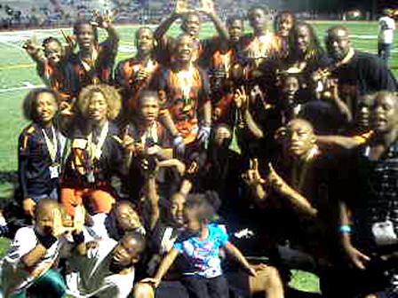 Ft. Lauderdale Hurricanes 135's-2009 SFYFL Super Bowl Champs!