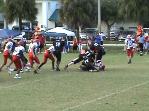 Cooper City Cowboys 135 lb Final 3 Games Highlights