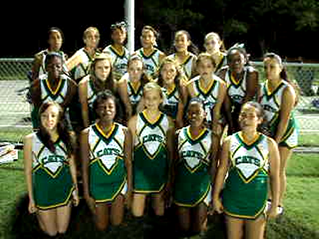 Meet The Plantation Wildcats Senior Cheer
