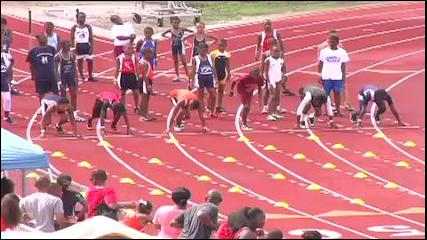 West Pines Track Meet