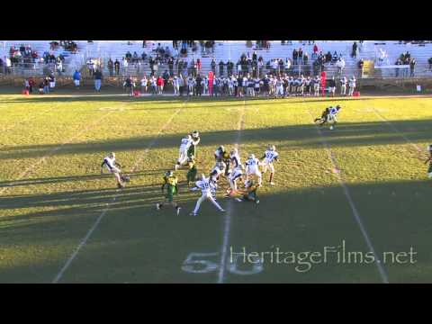 Plantation Wildcats Playoffs week 2 (2010)