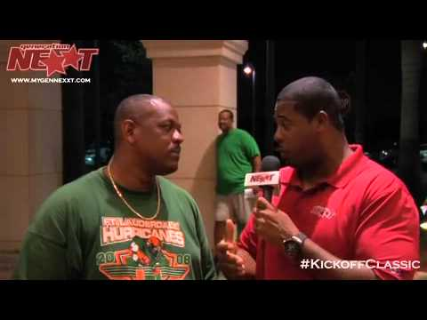 Countdown to Kickoff Classic: Ft. Lauderdale Hurricanes 125s