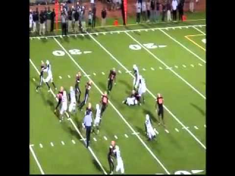 Aaron Thomas Miami Carol City Junior Highlight