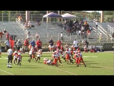 "2009 PPO BENGALS PEE WEE PLAYOFFS AND CHAMPIONSHIP ""G"" #3"