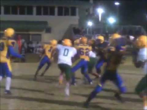 2011 Northside Panthers 170lbs Football Team Highlight