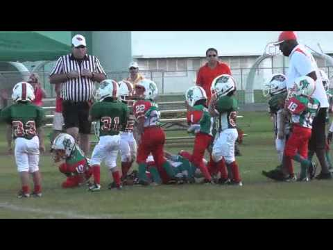 BAM BAM TOP 5 YR OLD FOOTBALL PLAYER
