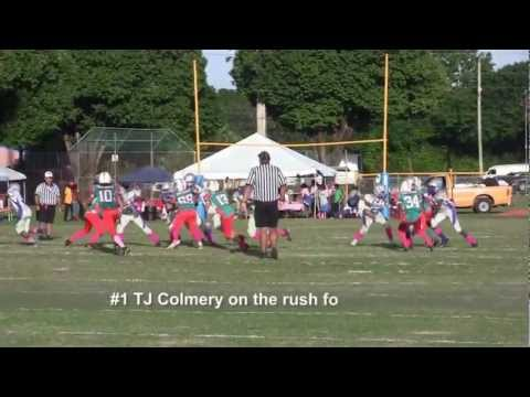 2012 South Miami Grey Ghost 120 Highlights vs West Kendall Dolphins