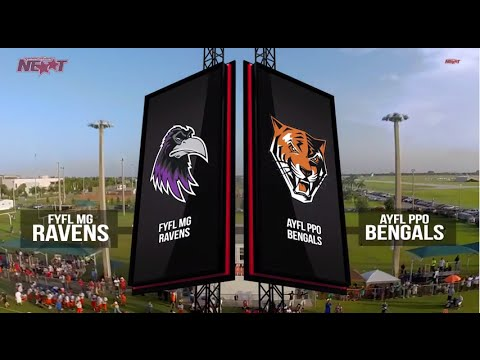 MG Ravens 13U at PPO Bengals 13U- PRESEASON