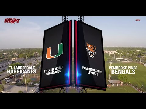 11U FYFL Ft. Lauderdale HURRICANES at 11U PPO BENGALS
