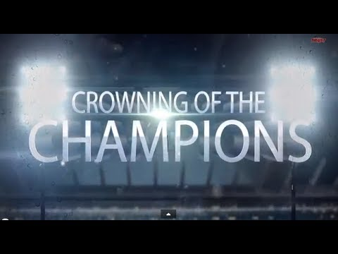 (Short Version) 2014 Crowning of the Champions