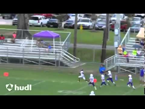 Troy Dunn QB Youth Football Highlights
