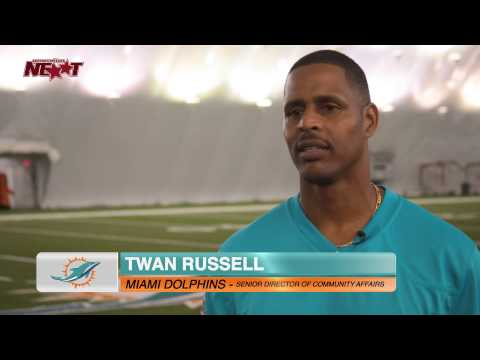 Moms Safety Clinic With Miami Dolphins 2014 (Heads Up Football)