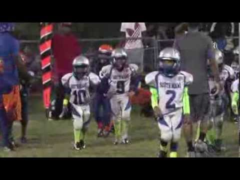 BAM BAM FARFAN TOP 6 YR OLD FOOTBALL PLAYER