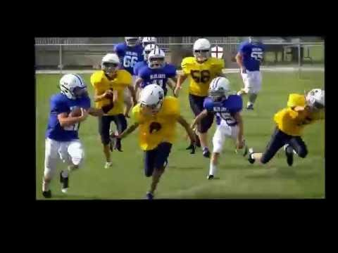 Hardest youth football hits