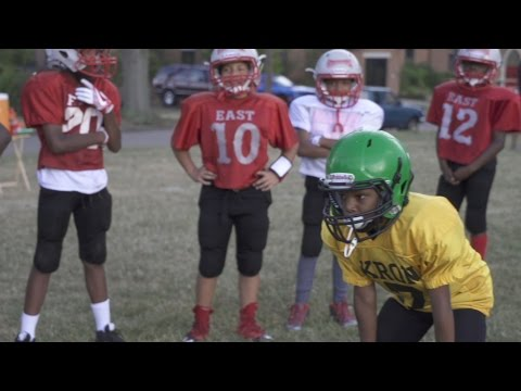 Youth Football Kid of the Week : Kevin