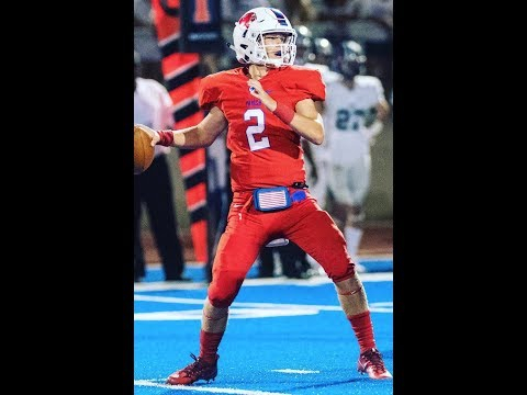 Preston Stone '21 QB (#2) – TX A&M Johnny Manziel (#2)