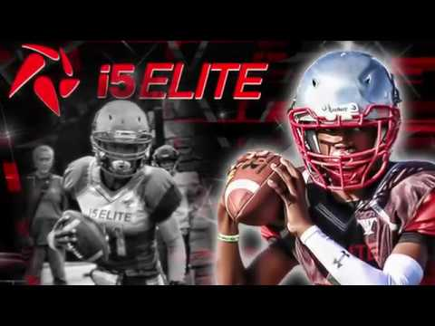 Jeremiah Dillard Football Highlights 2017