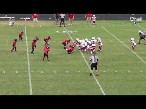 Jacob Football Highlights 2015