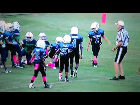 #1 Fred Gaskin III (10 years old Athlete) 2016 second half of season highlights (part 2)