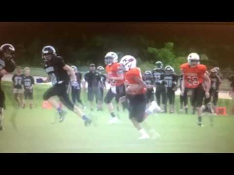 Joshua Burley 2016 Football Highlights (FULL)