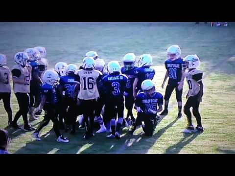#1 Fred Gaskin III (10 years old Athlete) 2016 first half of season highlights (Part 1)