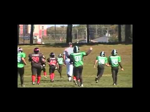 8 year old quarterback james cooper jr