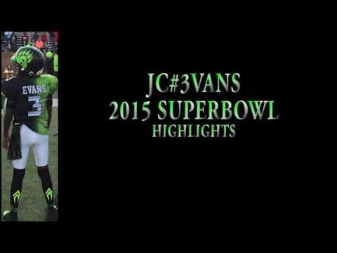 10U Katy Texas Super Bowl JC Evans Highlights