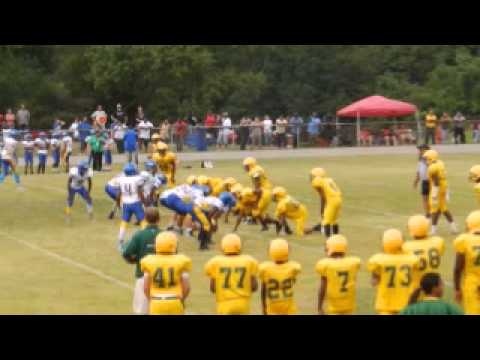 Grier Middle  vs  Southwest Middle School