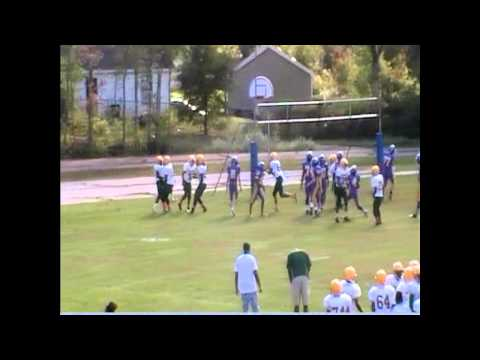 Elijah Burris 7th Grade Highlights
