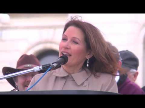 Rep Michele Bachmann's Kill the Bill Rally--entire.