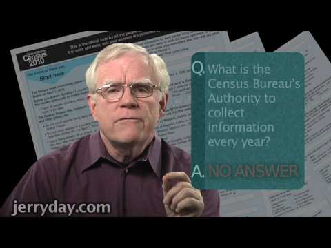 The Census:  Answer only Constitutional Questions