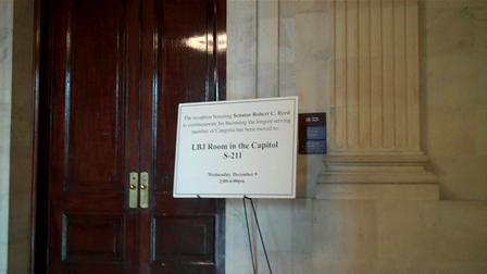 DC trip-Senate Russell Bldg