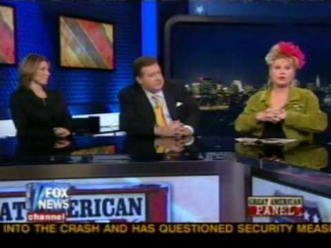 Victoria Jackson Steals The Show (Hannity)